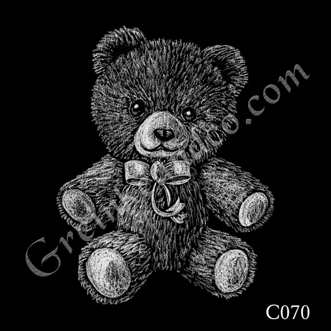 C070  - Teddy Bear