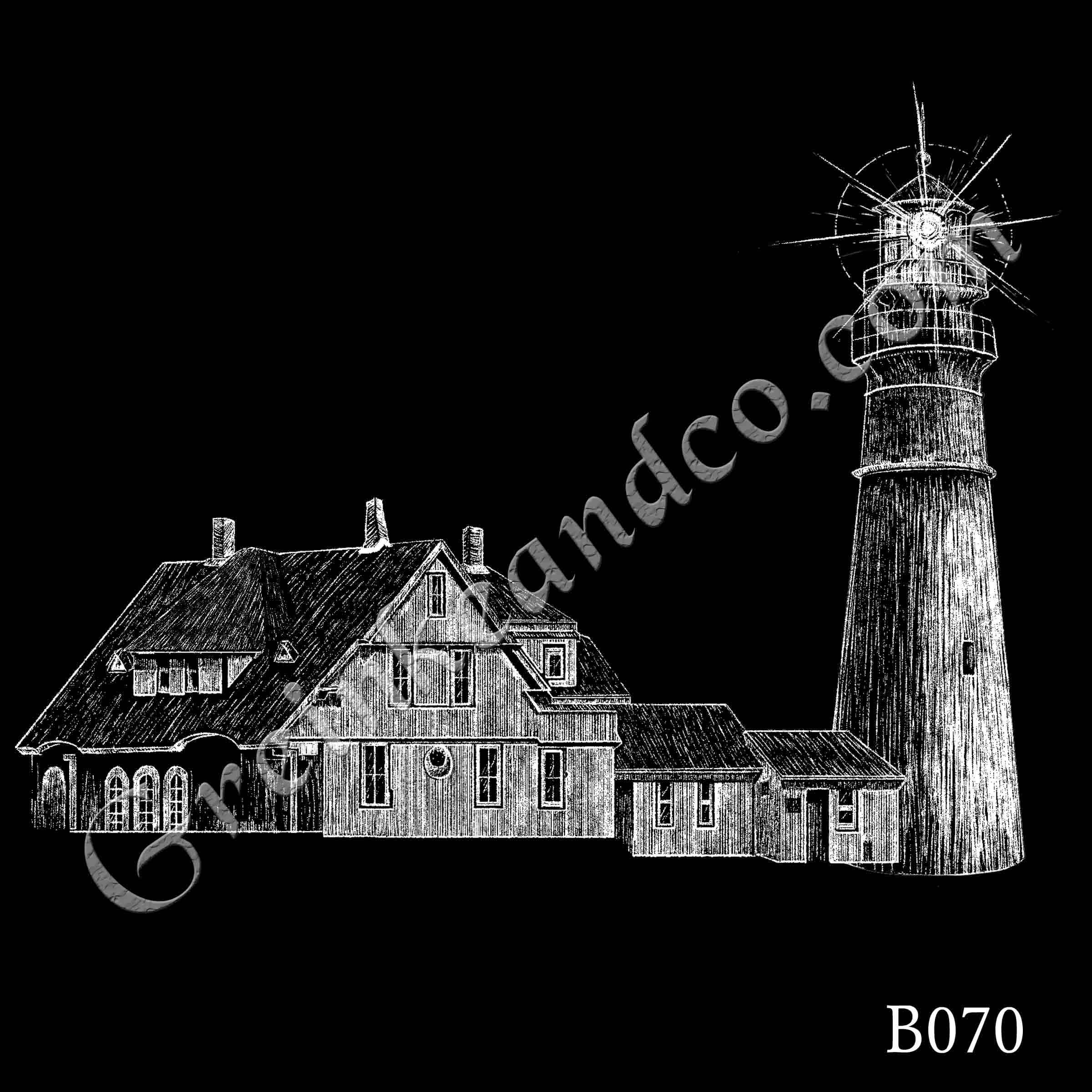 B070 - Lighthouse
