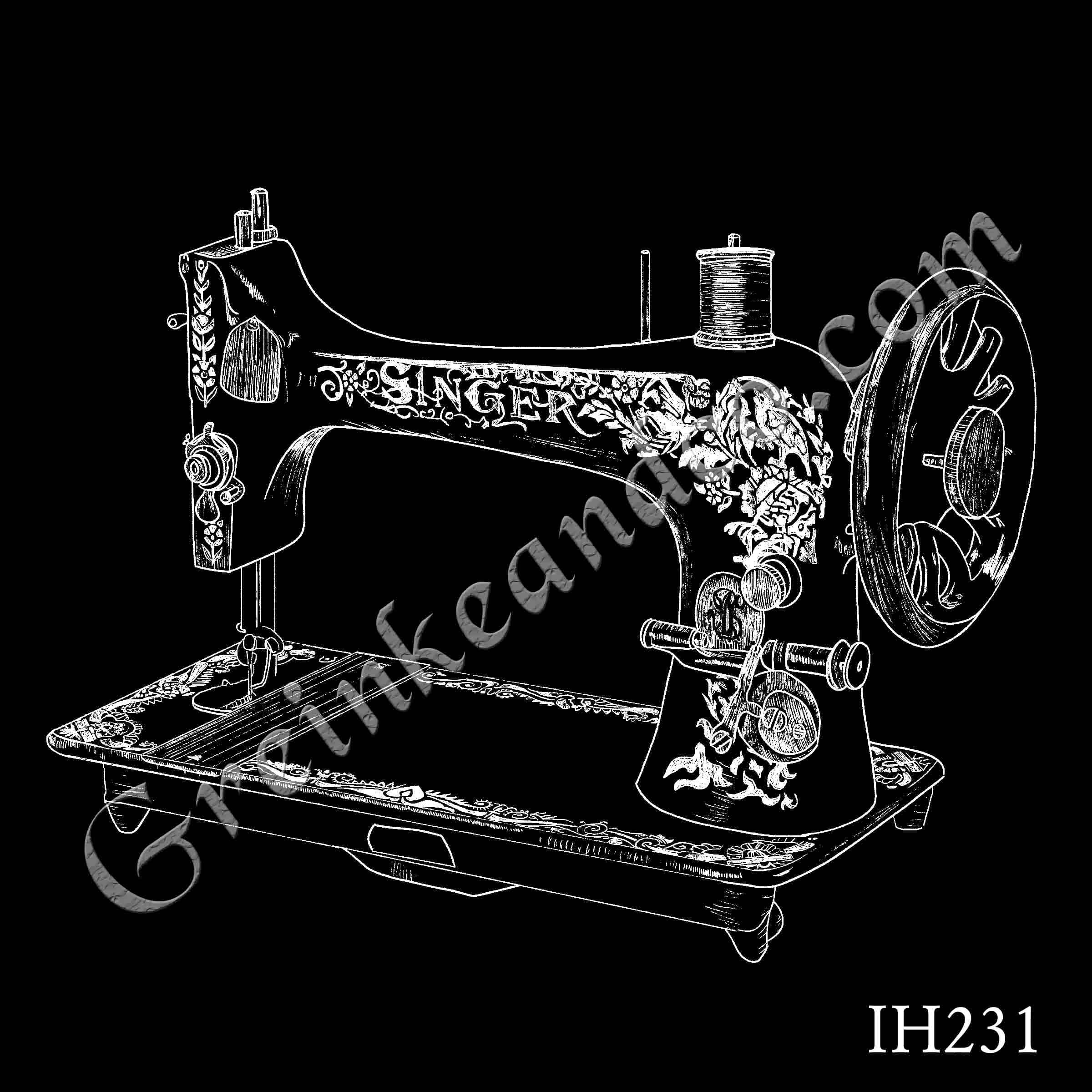 IH231 - Sewing Machine