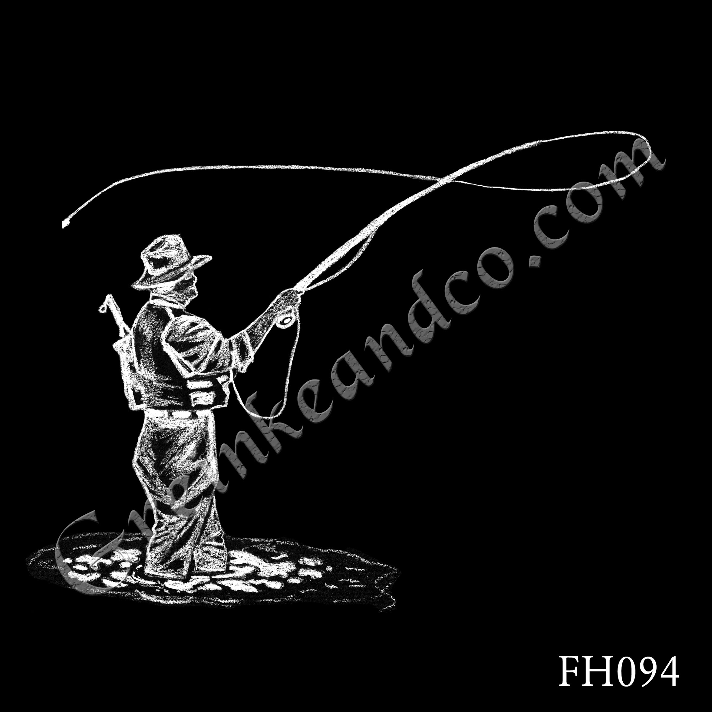FH094 - Fly Fisherman