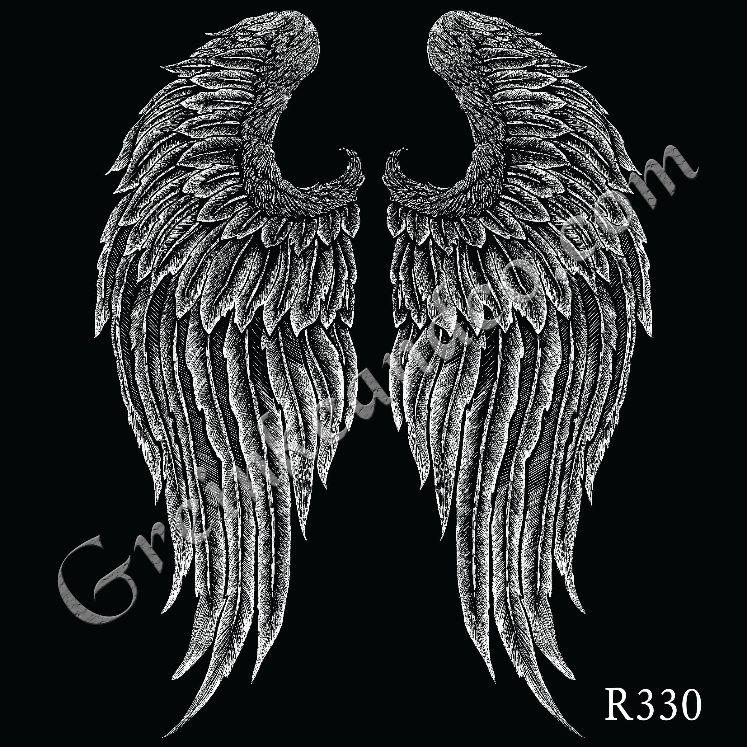 R330 - Angel Wings