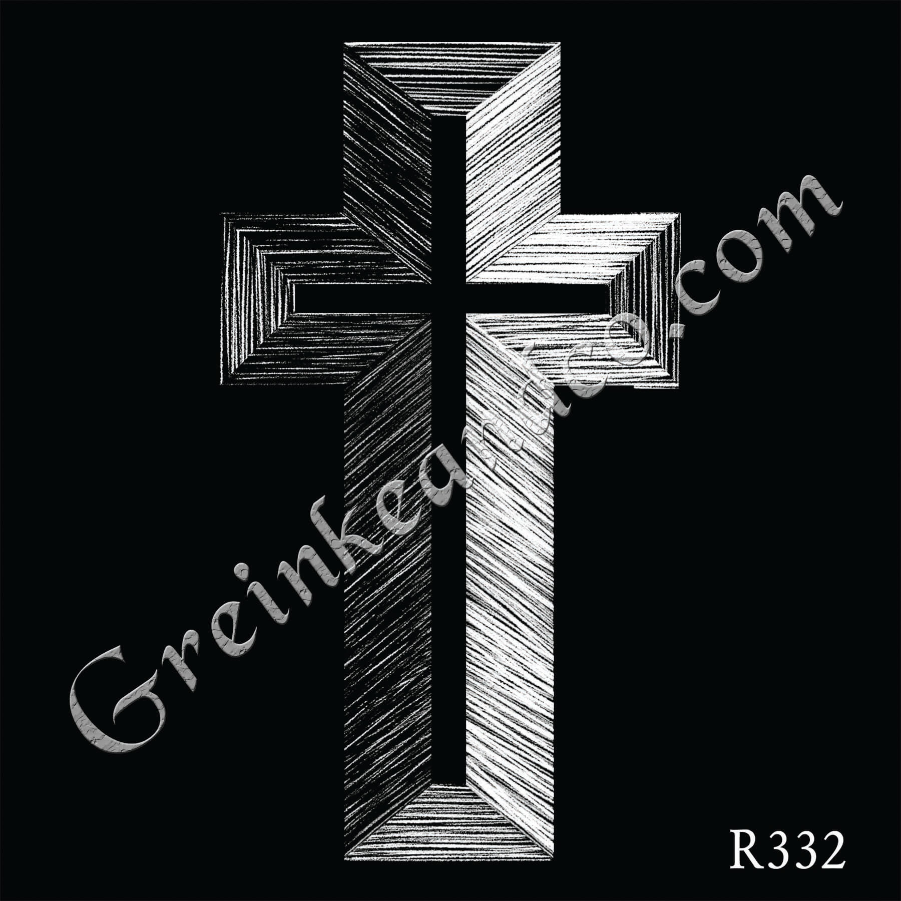 R332_ - Block Cross